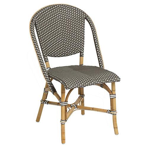 Sofie Bistro Side Chair, Café