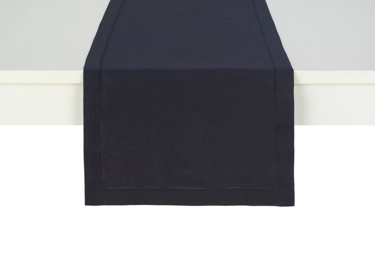 Table Runner, Navy