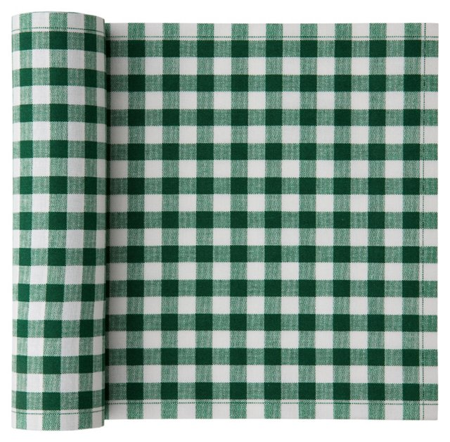 S/20 Vichy Gingham Luncheon Napkins