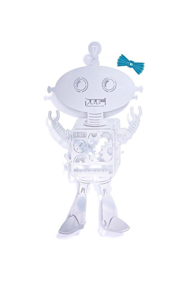 Small Robot, Chrome