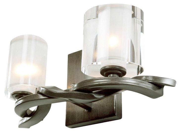 Braid 2-Light Vanity, Insignia