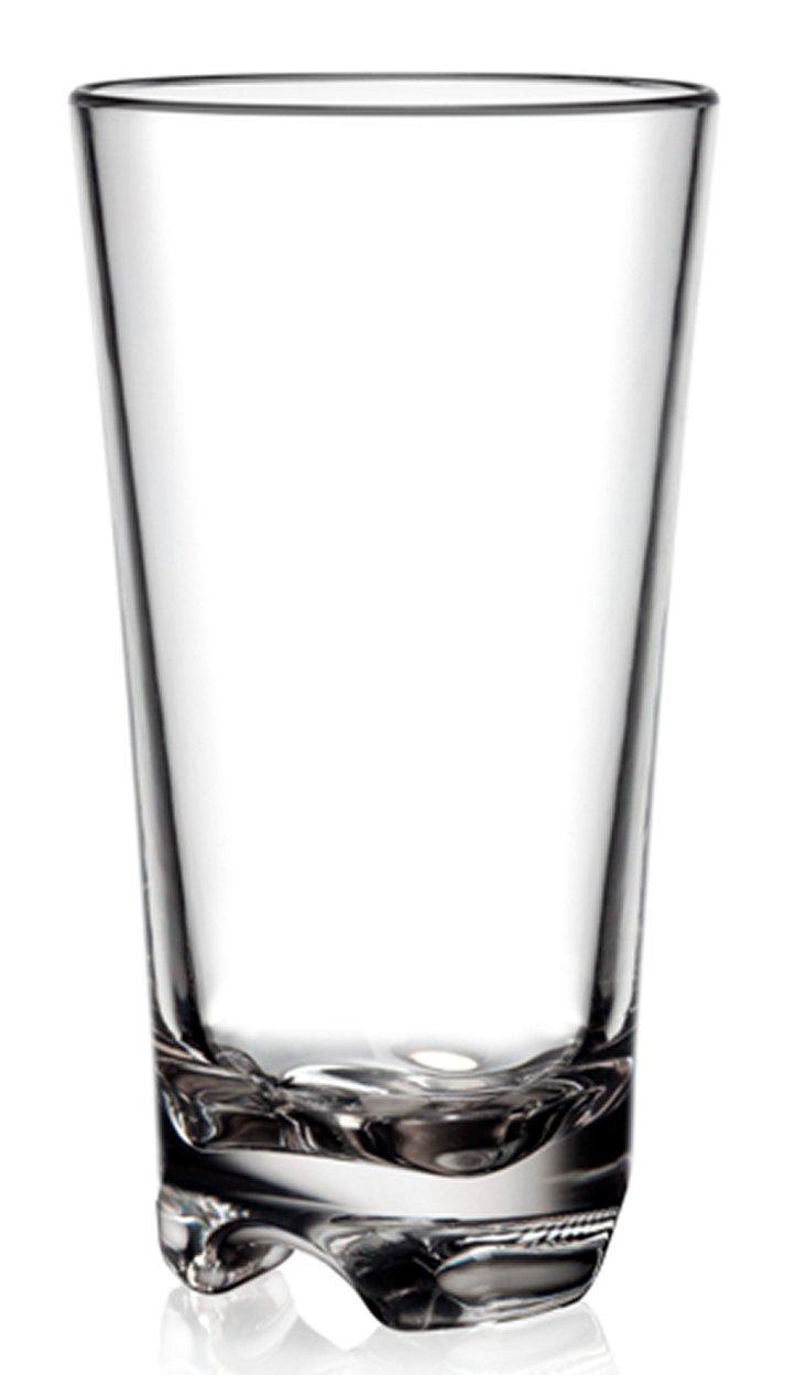 S/6 BarLuxe Vero Unbreakable Glasses