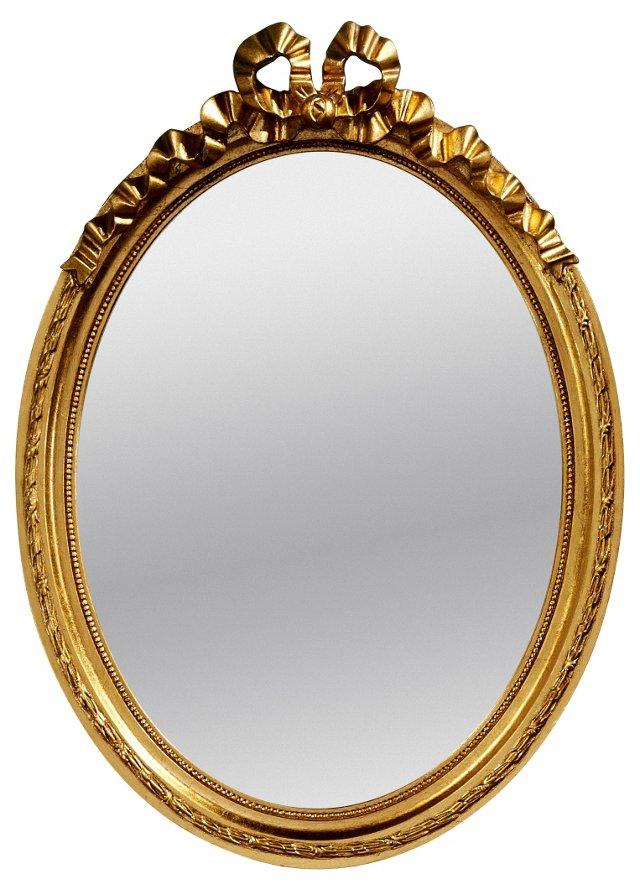 Concord Accent Mirror, Gold