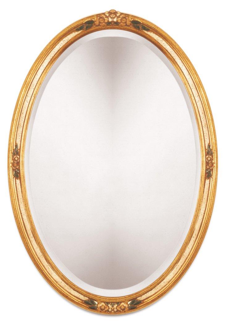 Opheim Wall Mirror, Gold