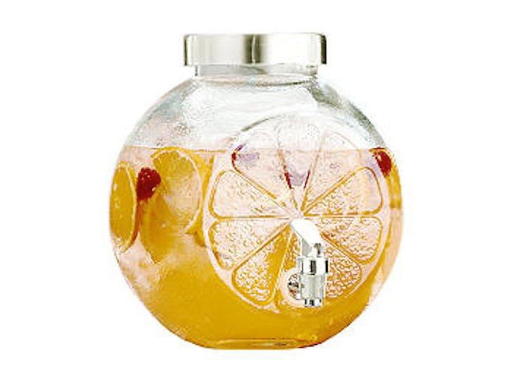 Citrus Slice Beverage Dispenser