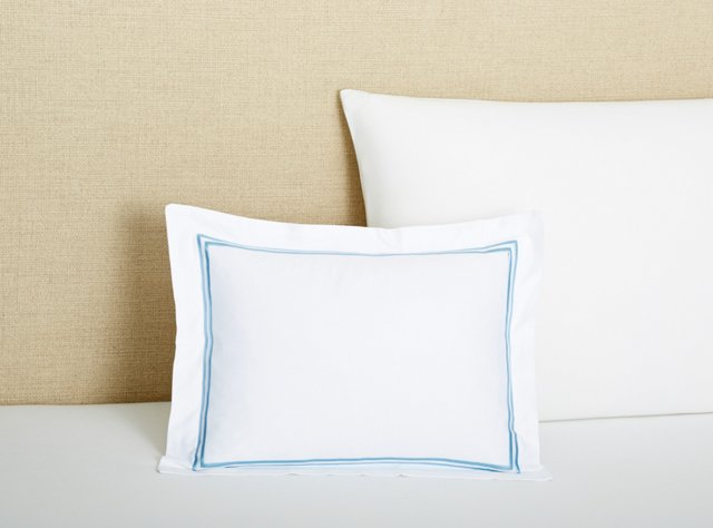 Boudoir Pillow, Slate