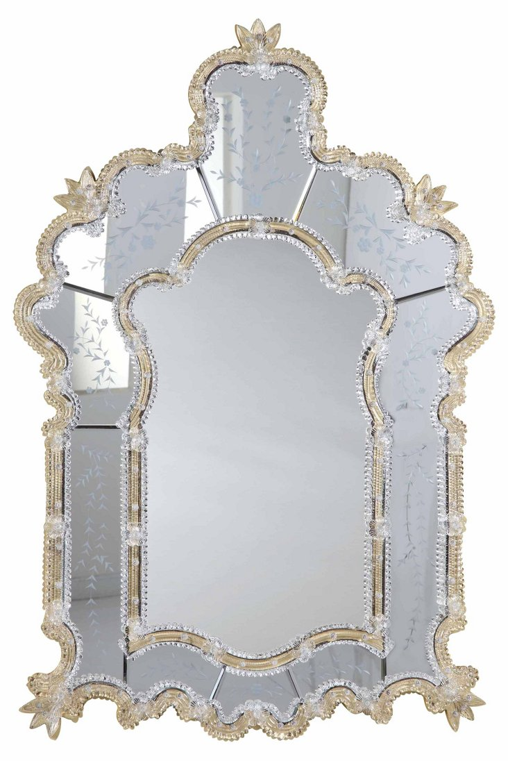 Sicily Mirror, Gold