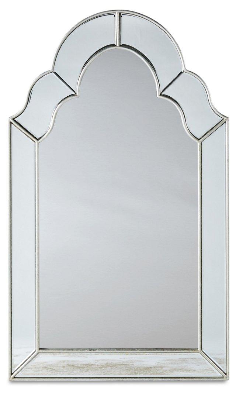 Bilzen Wall Mirror, Clear