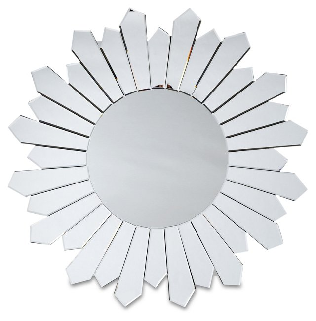Lormont Wall Mirror, Clear