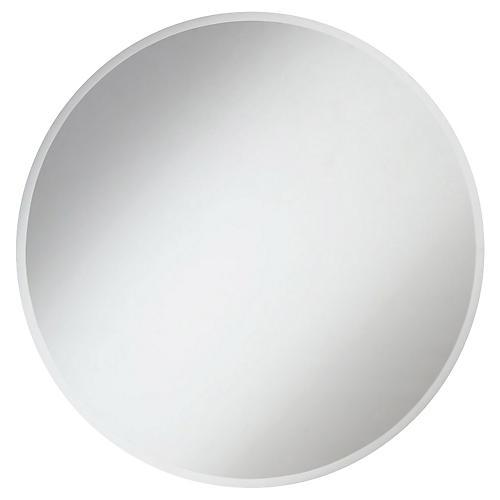 Morata Wall Mirror, Mirrored