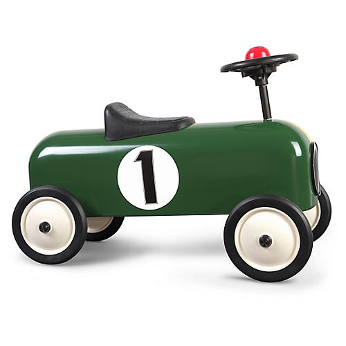 Racer Toy Car, Green