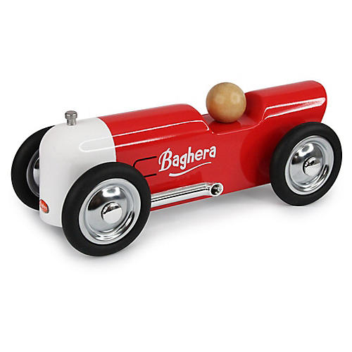 Thunder Toy Car, Red