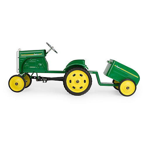 Legend Pedal Toy Car, Green
