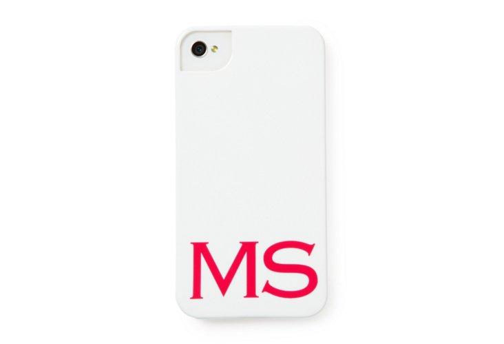 Custom iPhone Case, Pink