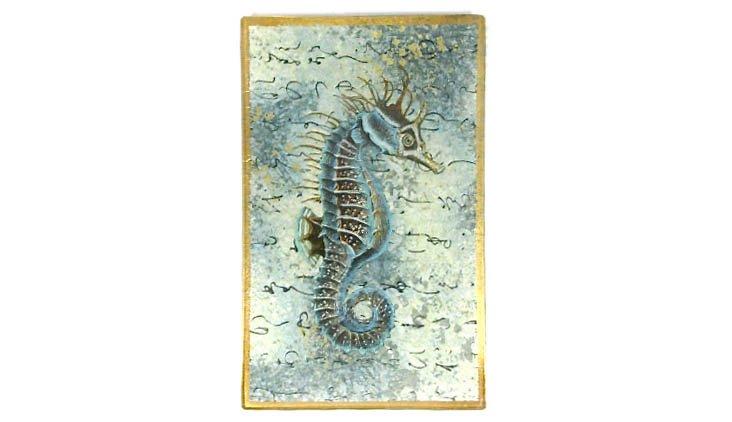 5x8 Seahorse Tray