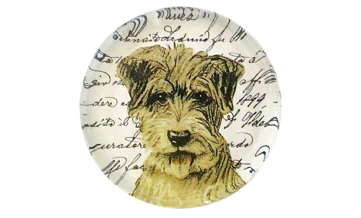 Terrier Paperweight