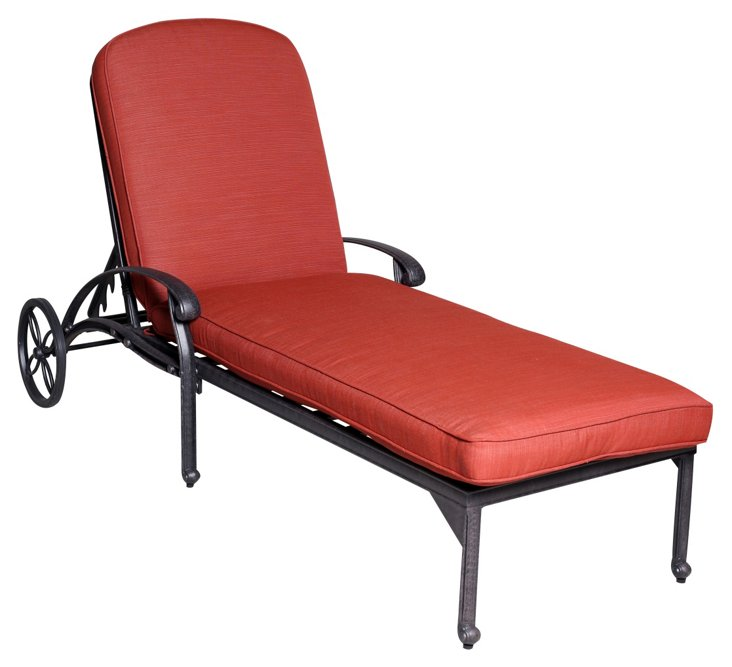 Catalina Chaise Longue
