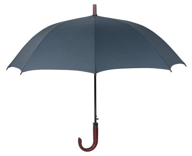Stick Umbrella, Navy