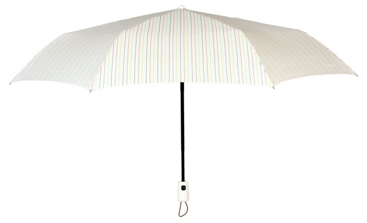 Manhattan Compact Umbrella, Khaki
