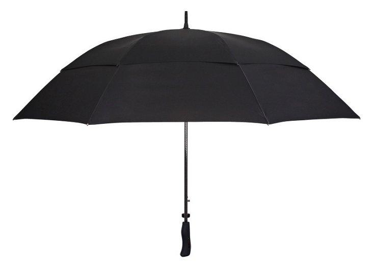 Tourney Golf Umbrella, Black