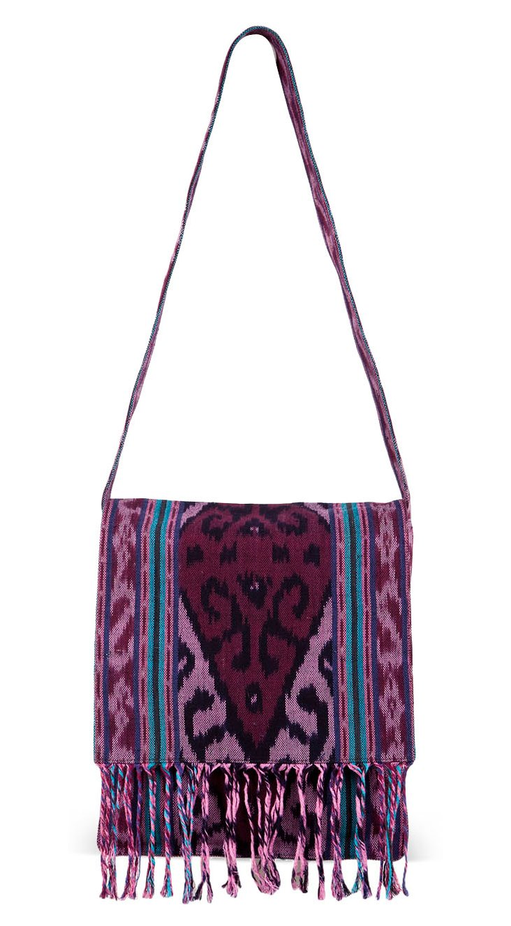 Ikat Messenger, Purple