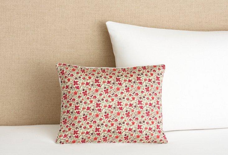 Cute and Stylish Pillow, Fuchsia