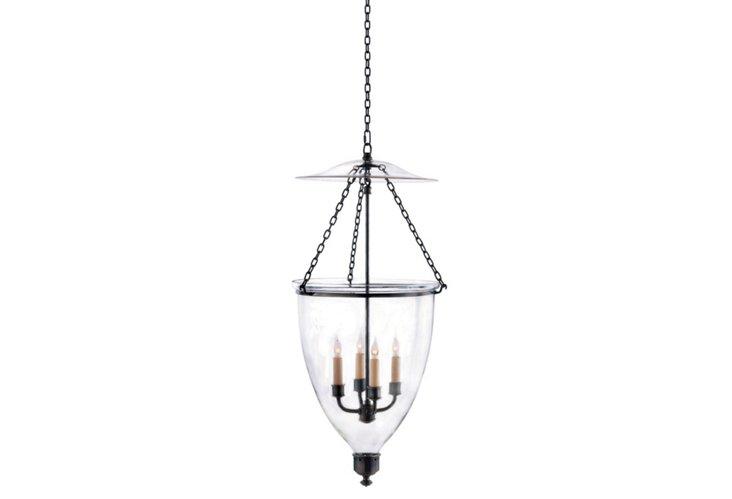 Chelsea Bell Lantern, Bronze