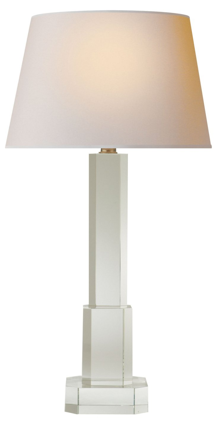 Transco Tower Table Lamp