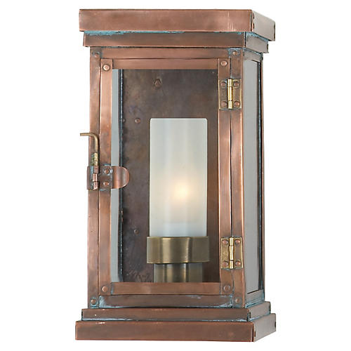 Somerset Single Light Lantern, Small