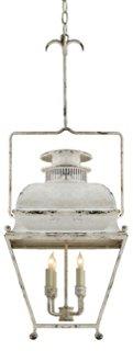 Holborn Iron Lantern, Old White