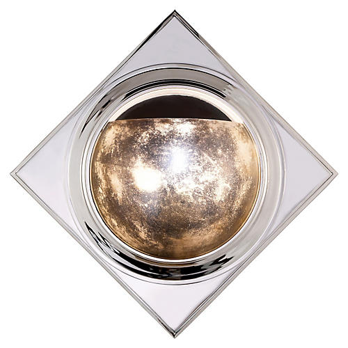 Venice Sonce, Polished Nickel