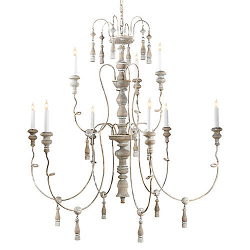 Michele Chandelier, Belgian White