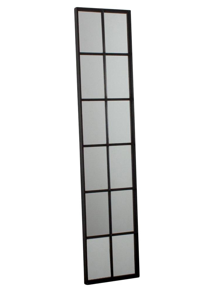 Iron Pane Window Mirror