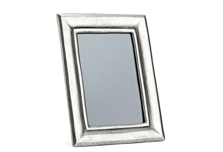Pewter Classic Frame, 4x6