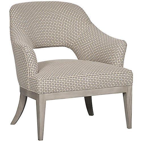 Beekman Chair, Dove Gray