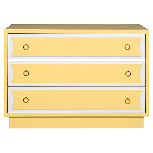 Rala Dresser, Yellow
