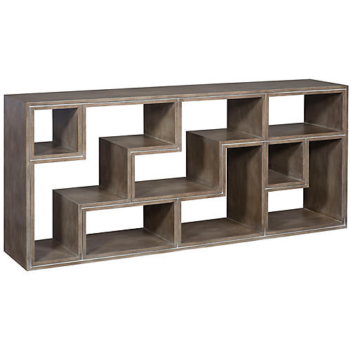 Saxton Console, Natural