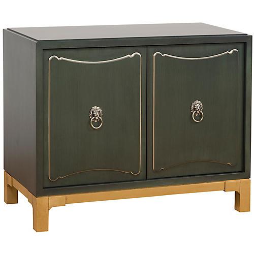 Leone Cabinet, Green