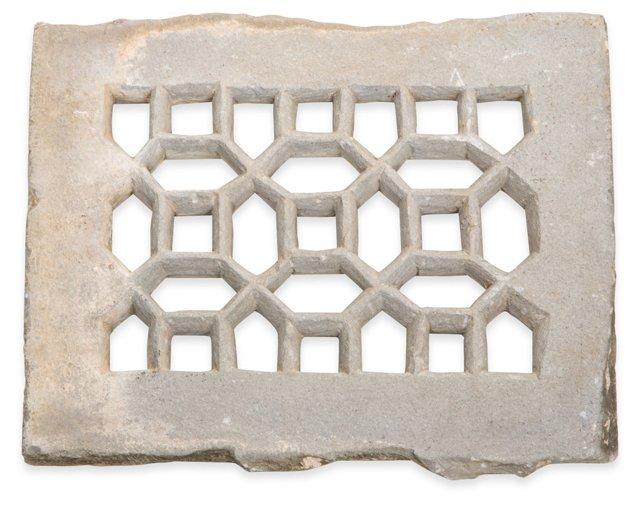Small Stone Jali I