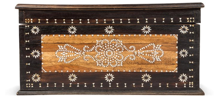 Mother-of-Pearl Inlaid Chest II