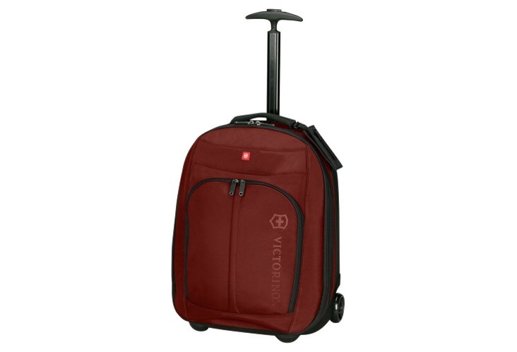 "21"" Seefeld Carry On Suitcase, Maroon"
