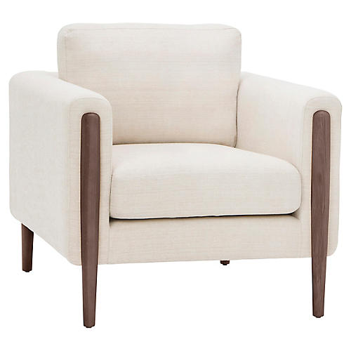 Steen Accent Chair, Sand