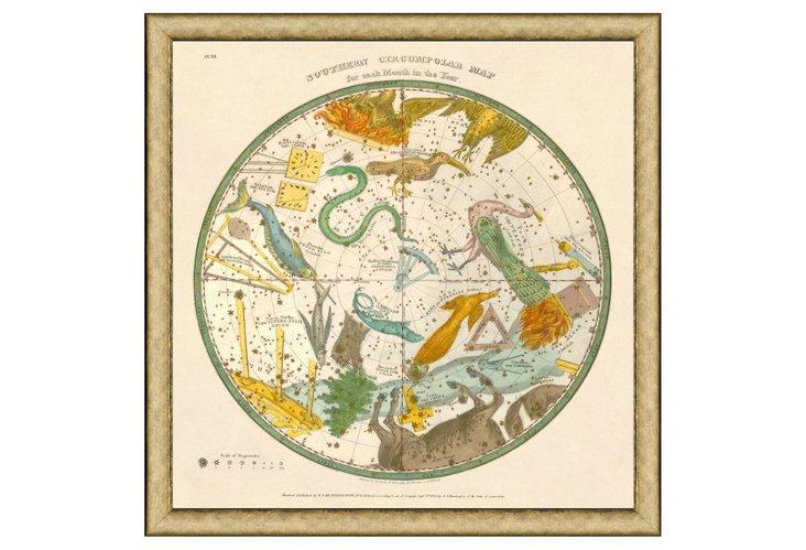 Constellation Map III