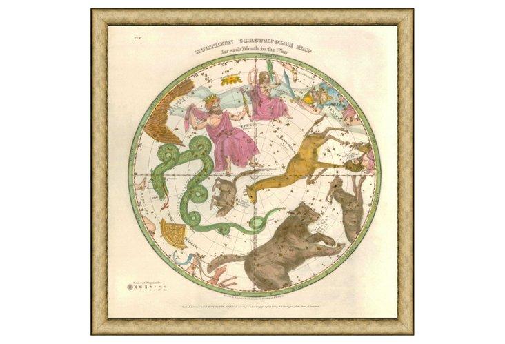 Constellation Map IV