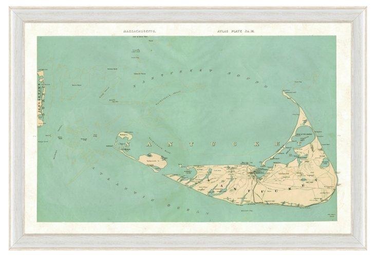 Nantucket Map