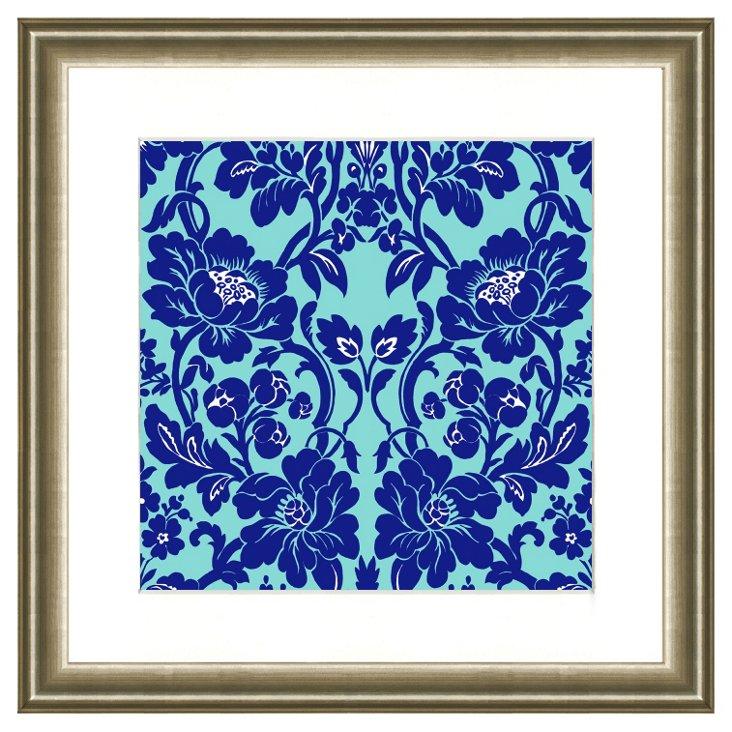 Winterthur Blue Pattern III
