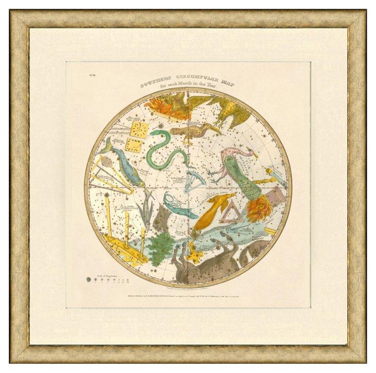Constellation Map I