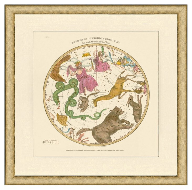 Constellation Map II