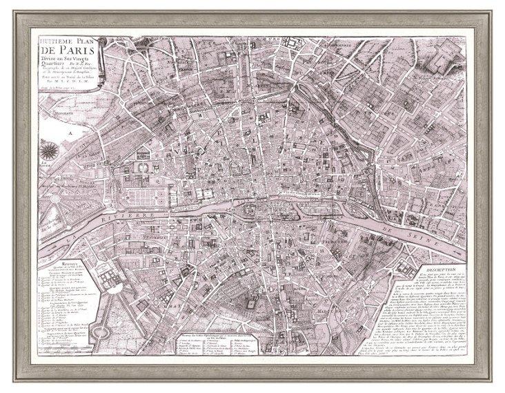 Map of Purple Paris