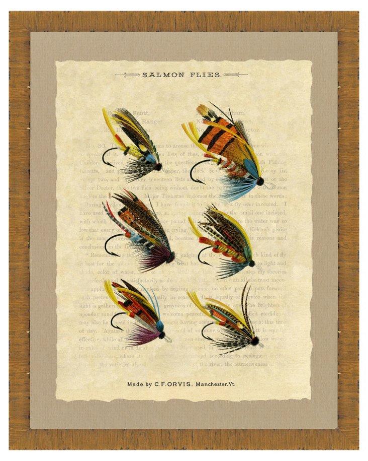Fishing Fly I